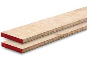 OSHA Laminated Wood Planks