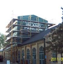 Nicollete Island Pavilion