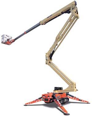 Compact Crawler Boom